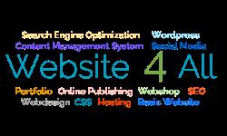 Website4all_logo
